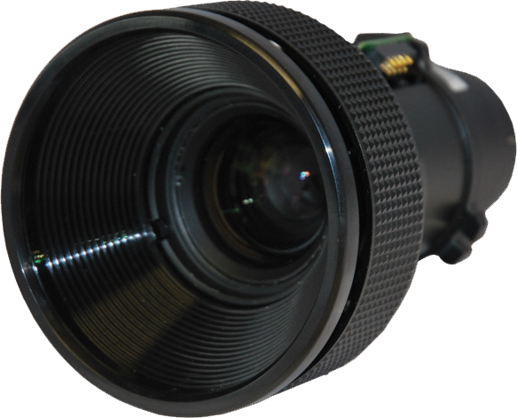 OPTOMA Long Throw Lens